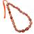 Strawberry Quartz Hand Polished Plain Tumbled Semi Precious Loose Gemstone Beads