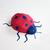DIY Papercraft Ladybug,Lady bug,Lady beetle,Ladybug svg,Coccinellidae,Lady bird