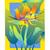 Colorful Bird Of Paradise Cross Stitch Pattern***LOOK***
