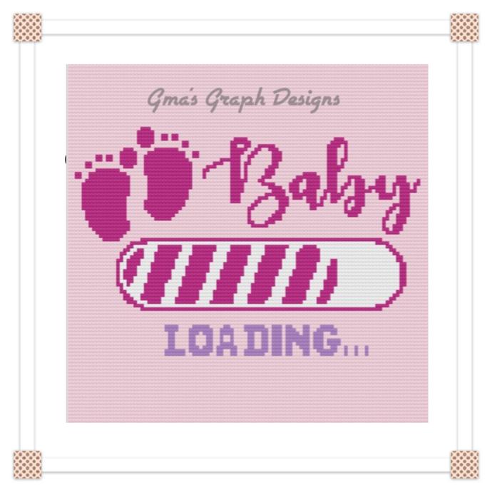 Baby Loading Throw