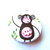 Tape Measure Pink Belly Monkey Retractable Measuring Tape