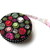 Tape Measure Rainbow Yarn Balls Retractable Measuring Tape