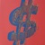 Andy Warhol lithograph Dollar Sign limited edition authenticated print