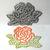 Rose Flower Head Metal Cutting