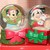 Mickey Mouse Christmas mini snow globes Years: 2002 2004  2008 2011  & 2013