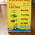 Dr Seuss One Fish two fish red fish go fish! CARD GAME