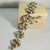 Jewelry Earth Tone Cube Chalk Travertine handmade Bracelet