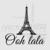 Ooh La La Paris Eiffel Tower France Graphics SVG Dxf EPS Png Cdr Ai Pdf Vector