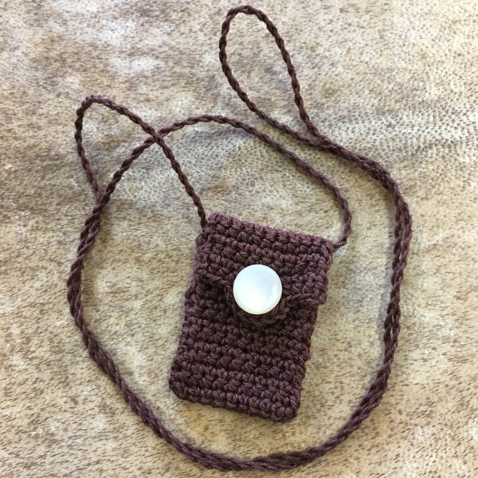 Deep Earth Spirit Pouch