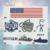 Navy SC Bundle 7 Pattern s Graphs w/ Written color block charts