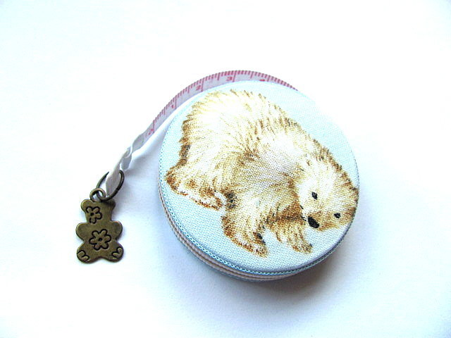 Measuring Tape with Playful Bears Retractable Tape Measure