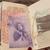 Purple shabby chic junk journal