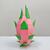 DIY Papercraft Dragon fruit,Pitaya fruit,Lowpoly papercraft,3d