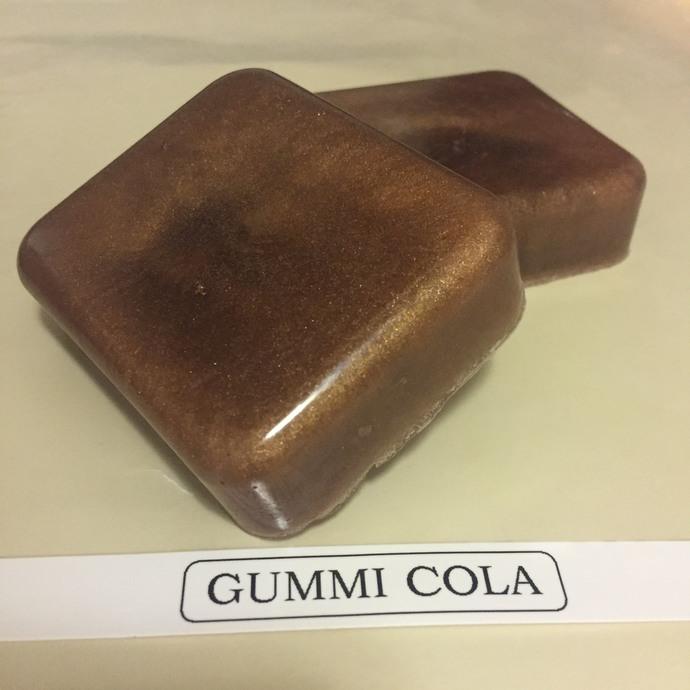 Gummi Cola Bottles Glycerin Soap Bar