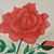 """Watercolor Painting, Original Floral Watercolor Painting,  """"A Rose in the"""