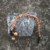 Copper small hexagon beaded bracelet - Traditional - hand crafted - solid copper