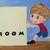 Boys Room Sign, Kids Wall Hanging, Boys Door Hanging, Door Sign for KIds,