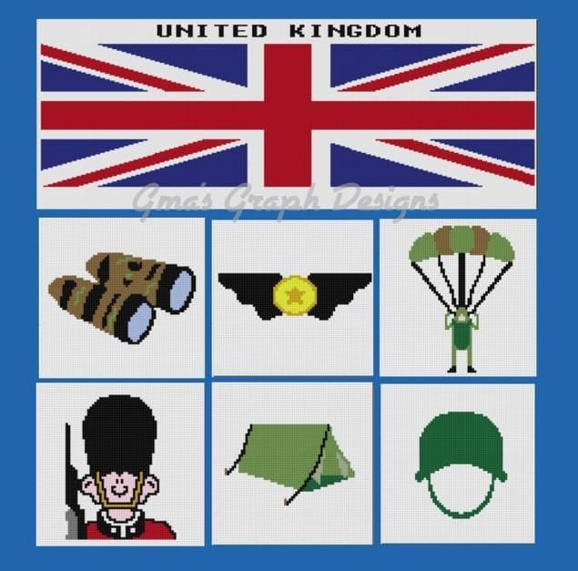 United Kingdom Cal Bundle