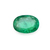 Natural Brazilian Emerald Precious 8 x 6 mm Oval faceted Loose Gemstone.