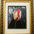 "Photo Print, 8.5x11"", ""Tulip"", Giclée Floral Painting Photo Print, Flower Print,"