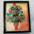 """Painting Print, 8.5x11"""", """"Vase of Roses"""", Giclée Floral Painting Print, Flower"""
