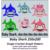 Baby Shark Crochet Graph Pattern 250x200