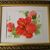 """Floral Watercolor Painting, """" Colorful Hibiscus"""", 9x12, Still Life Painting, Red"""