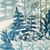 """Landscape Watercolor Painting, Original Painting,9x12 Painting, Scenic , """"Snowy"""