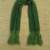 The Green Scarf Scarves - loop open scarf wool wrap Spring-winter gift for her