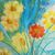 """Oil Painting, Original Painting, 7x9 Oil Painting, Floral Painting, """"Bouquet of"""