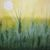Acrylic Painting, Original Painting, Grassy Open Field Painting, 11x14 Painting,