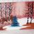 """Original Scenic Painting, Landscape Painting, """"Snowy Winter"""", 11x14"""" painting,"""