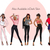 Watercolor fashion illustration clipart - Pin up Girls - Light Skin
