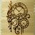 Clocks Metal Cutting Die, Steampunk, Fancy