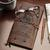 Great Gift For Daughter Engraved Leather Notebook   Perfect Gift For Your