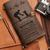 Great Gift For Son Engraved Leather Notebook   Perfect Gift For Your Son