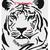 White Tiger - SC - 186x246 - Graph w/Written