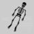 Skeleton Graphics design SVG DXF EPS Png Cdr Ai Pdf Vector Art Clipart instant