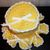 Copy of Copy of Copy of Toilet Tissue Holder, Yellow and White Crochet Ruffled