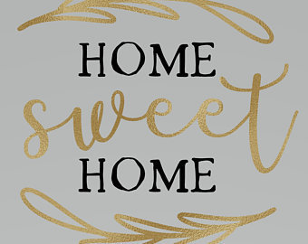 Home Sweet Home - SVG File, Huge File that can be used on anything
