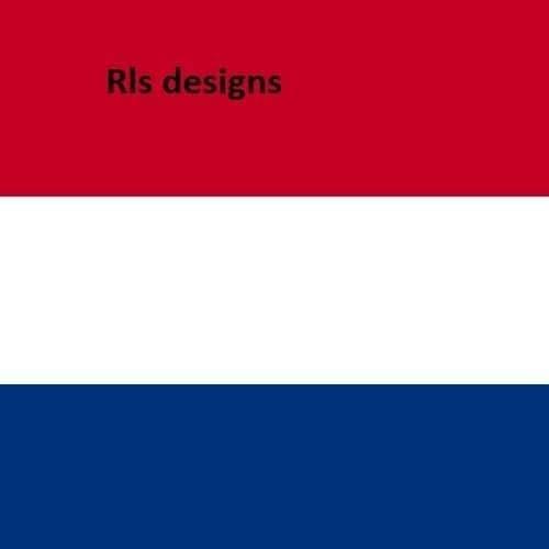 Netherlands Flag Pillow