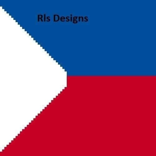 Phillipines Flag Pillow