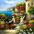 Delightful Garden Cross Stitch Pattern - Instant Digital Downloadable Pattern