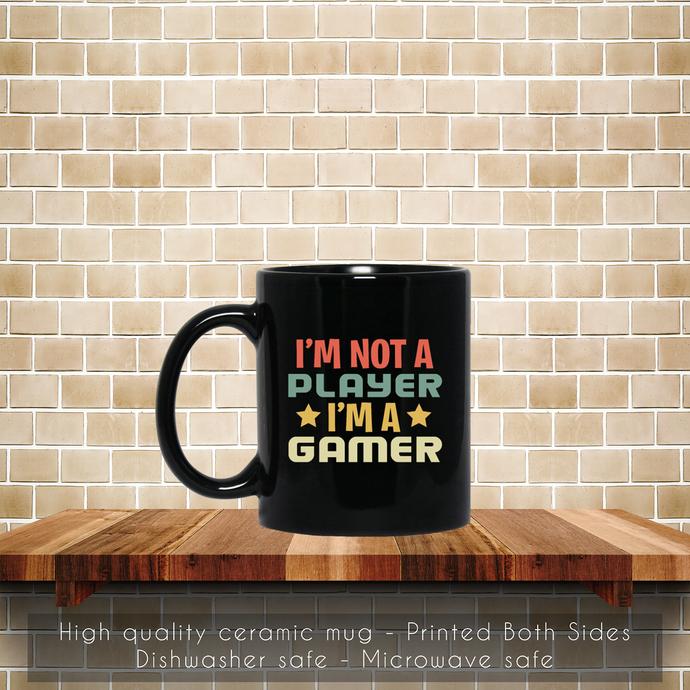 Player Gaming Console Gamers Classic Gift Coffee Mug, Tea Mug, Coffee Mug,