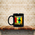 Vintage Retro Bearded Dragon Coffee Mug, Tea Mug, Coffee Mug, Bearded Dragon,