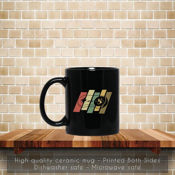 Vintage Retro Gaming Classic, Gamer Gift Video Coffee Mug, Tea Mug, Coffee Mug,