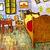 La Chambre De Van Gogh Cross Stitch Pattern - Instant Digital Downloadable