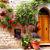 Italian Doorway Cross Stitch Pattern - Instant Digital Downloadable Pattern