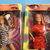 1998 Spice Girls on Tour MEL B -Scary- and Geri Halliwell - Ginger- Spice 11""