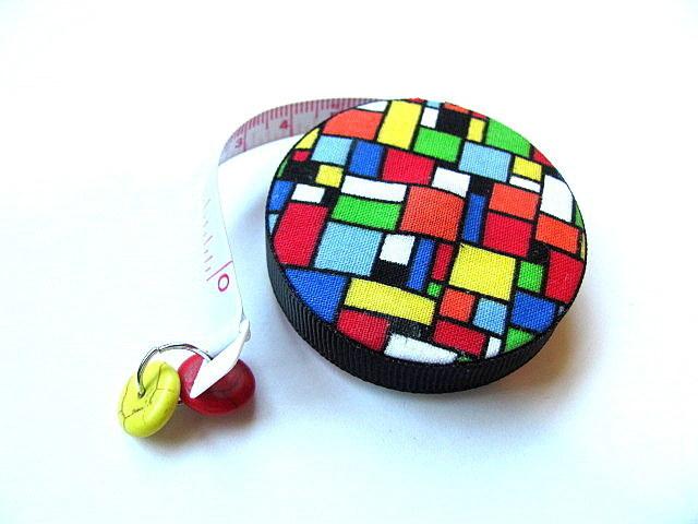 Measuring Tape Art Pattern Retractable Tape Measure